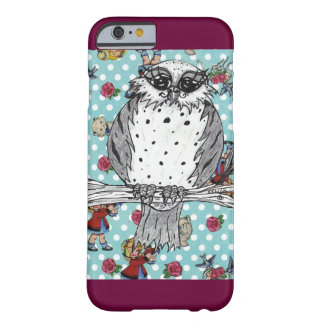 Dotty the Owl 4 iPhone 6 case
