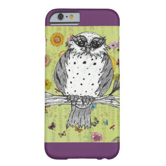 Dotty the Owl 5 iPhone 6 case