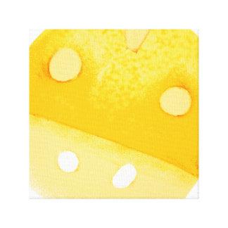 Dotty Yellow-Bug Print