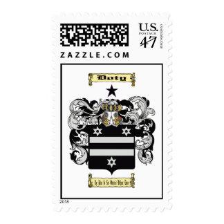 Doty Postage Stamp