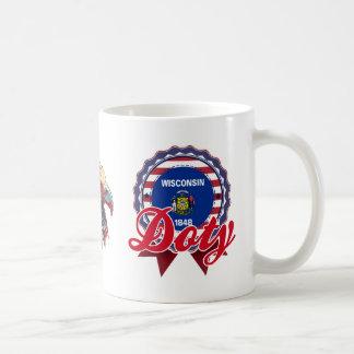 Doty, WI Coffee Mugs