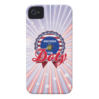 Doty, WI iPhone 4 Protectores