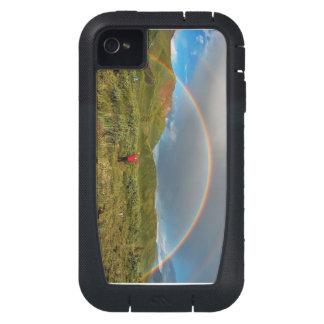 Double Alaskan rainbow, full photo!