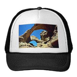 Double Arch - Arches National Park Mesh Hat