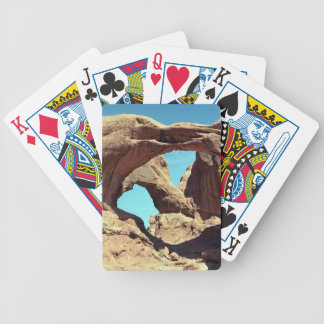 Double Arch Bicycle Playing Cards