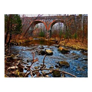 Double Arch Bridge Postcard