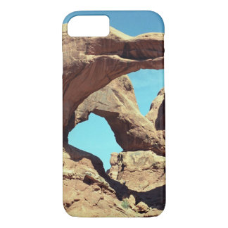 Double Arch Close-Up iPhone 7 Case