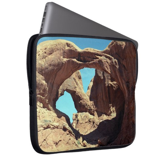 Double Arch Computer Sleeve