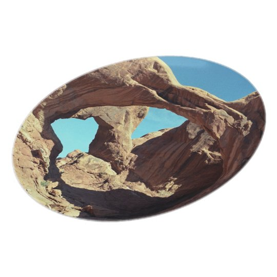 Double Arch Dinner Plate