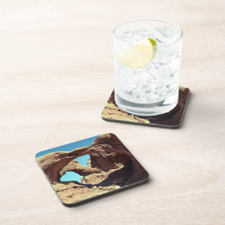 Double Arch Drink Coaster