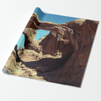Double Arch gift wrap