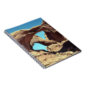Double Arch Notebook