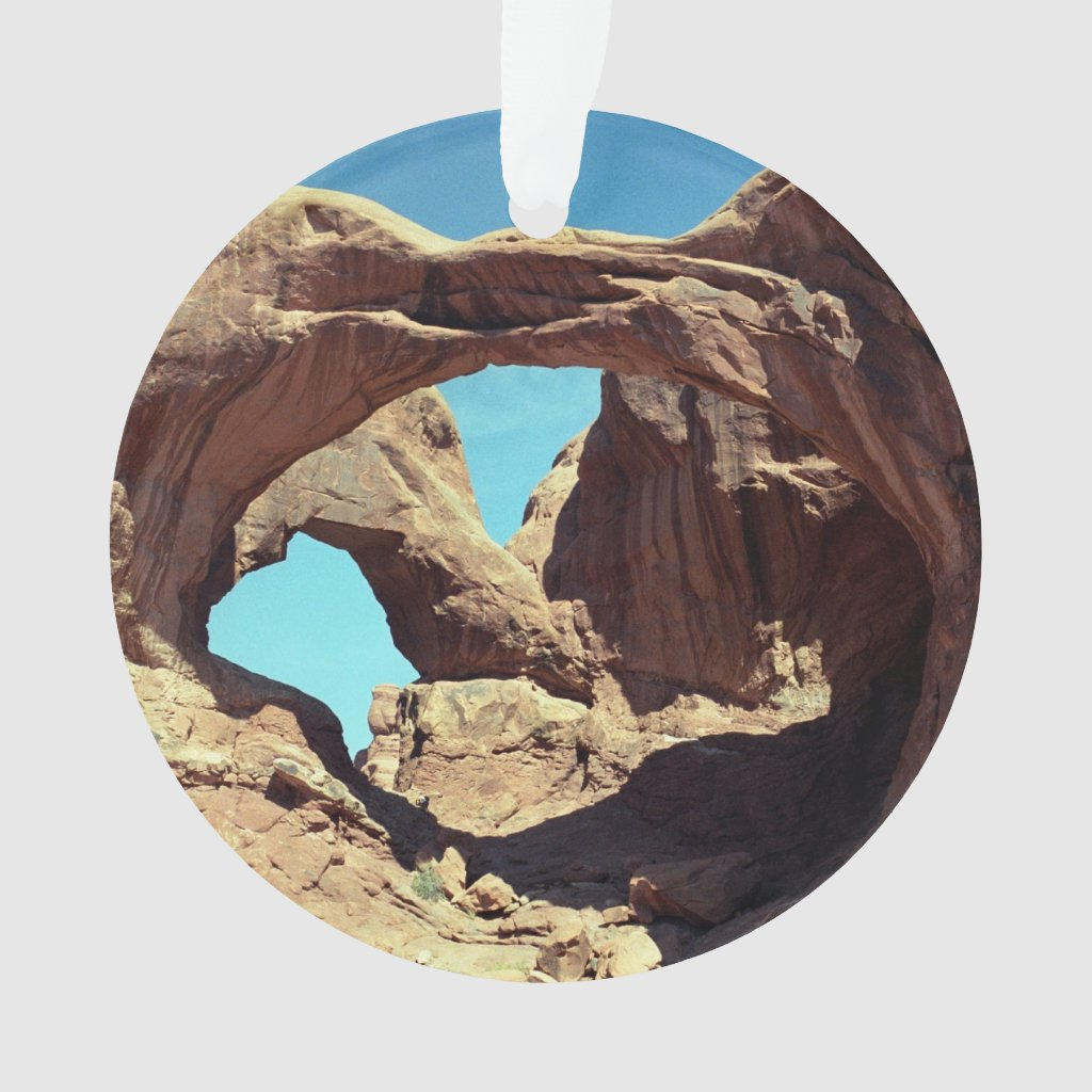 Double Arch Ornament