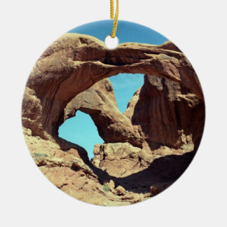 Double Arch Ornaments