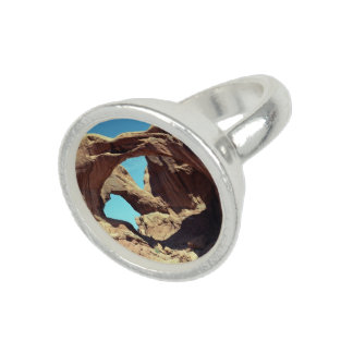 Double Arch Photo Rings