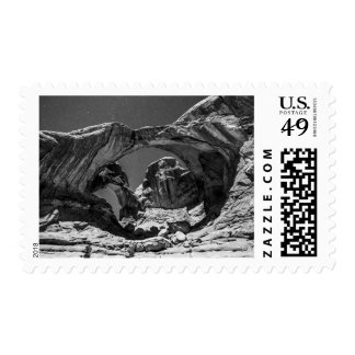 Double Arch Postage