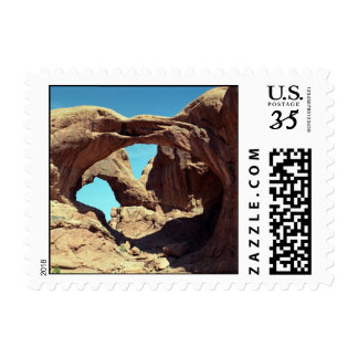 Double Arch – Small stamp