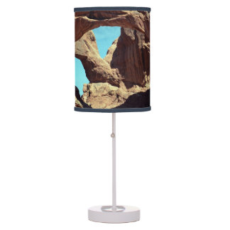 Double Arch Table Lamp