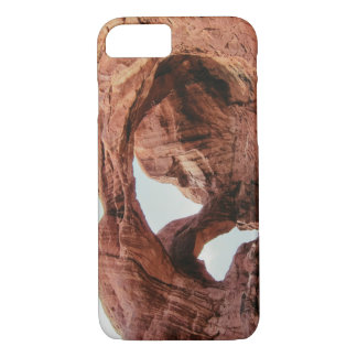 Double Arch, Utah iPhone 7 Case