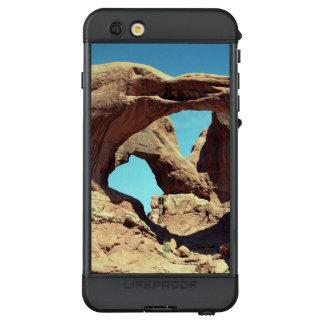 Double Arch with Blue Sky LifeProof® NÜÜD® iPhone 6s Plus Case