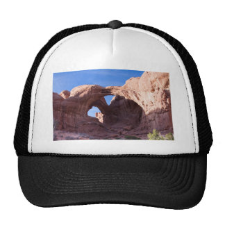 Double Arches Mesh Hat