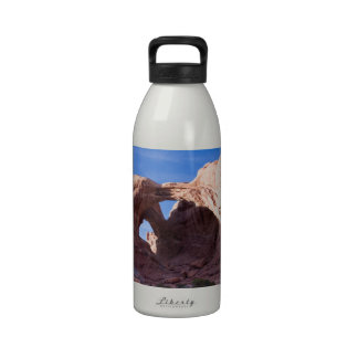 Double Arches Reusable Water Bottles