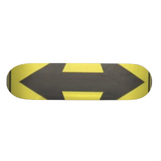 Double Arrow Skateboard Deck