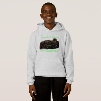 Double B Derby Productions Hoodie