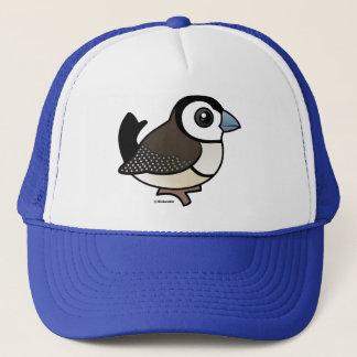 Double-barred Finch Trucker Hat