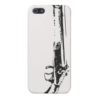 double barrel shotgun iPhone 5 covers