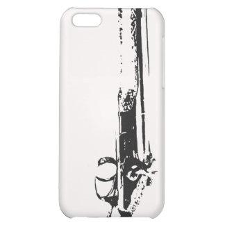 double barrel shotgun iPhone 5C case