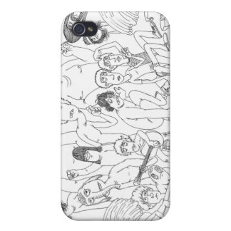 Double Barrell iPhone 4/4S Cover