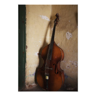 Double Bass 2 Poster