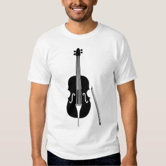 Double Bass - Black Tee Shirt