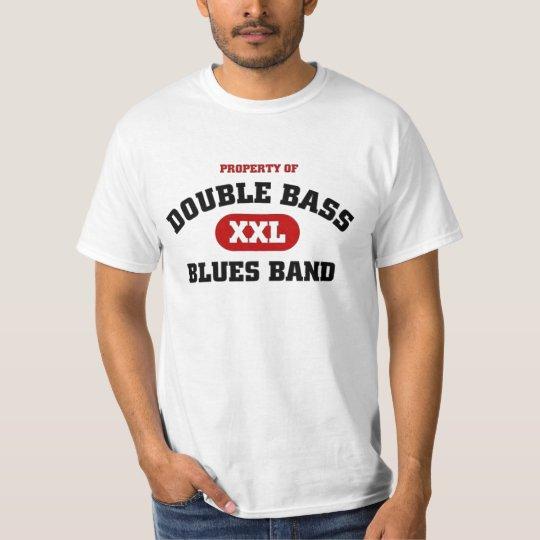 Double Bass Blues Band T-Shirt