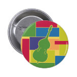 Double Bass Colorblocks Button