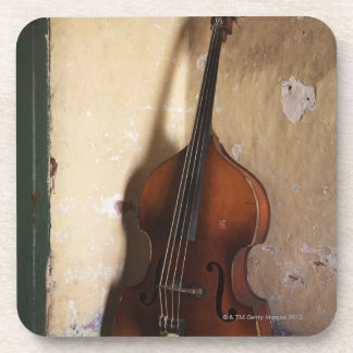 Double Bass Beverage Coasters