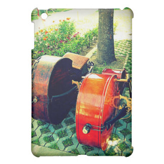 Double Bass Couple iPad Mini Case