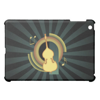 Double Bass Deco iPad Mini Cover