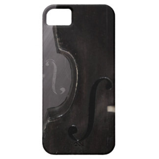 Double Bass f hole - Casemate iPhone SE/5/5s Case