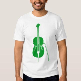 Double Bass - Grass Green T-shirt