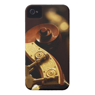 Double bass headstock 2 iPhone 4 cases