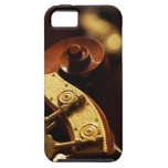 Double bass headstock 2 iPhone 5 cover