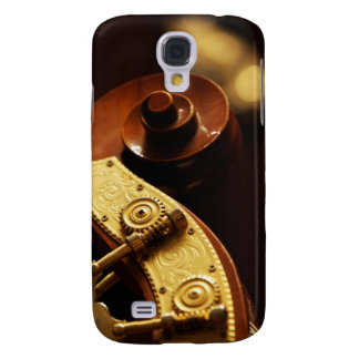 Double bass headstock 2 samsung galaxy s4 case