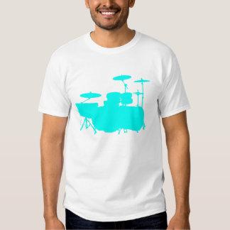 Double Bass II - Baby Blue Shirt