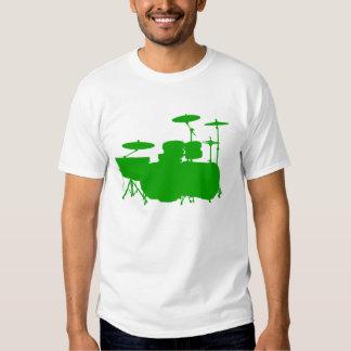 Double Bass II - Green T-Shirt
