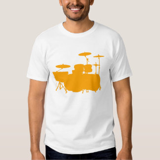 Double Bass II - Orange T-Shirt