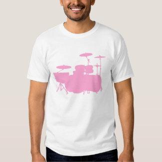 Double Bass II - Pink Tee Shirt