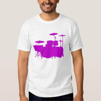 Double Bass II - Purple T-Shirt