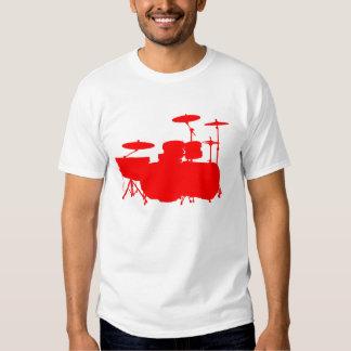 Double Bass II - Red T-Shirt